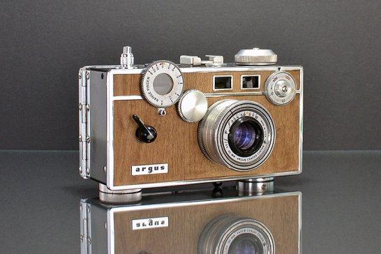 Ilott Vintage-Kameras: Alter Klick, neue Hülle
