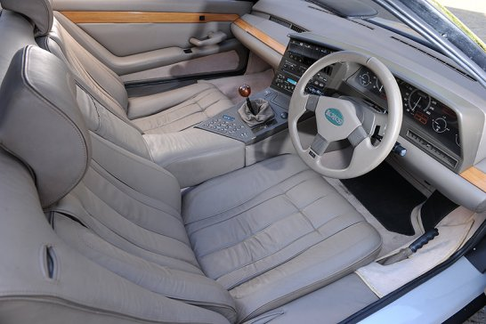 Classic Concepts: 1984 Lotus Etna by Italdesign