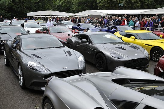 The 2012 Goodwood Festival of Speed
