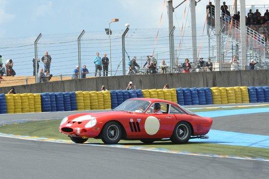 Ferrari 250 GTO Tour 2012: Zurück nach Le Mans