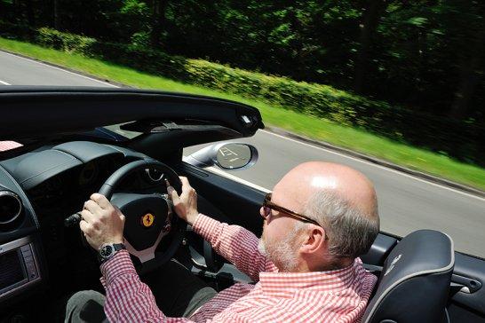 Ferrari California: Driven to Le Mans