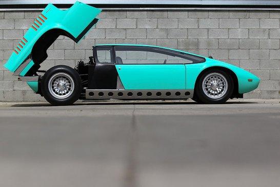Classic Concepts: 1968 Bizzarrini Manta
