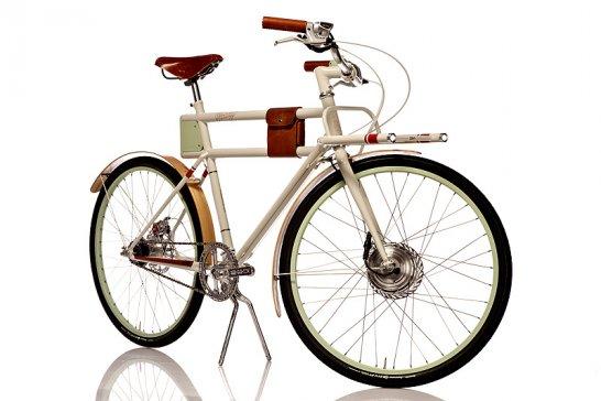 Faraday Porteur e-bike: Electro retro