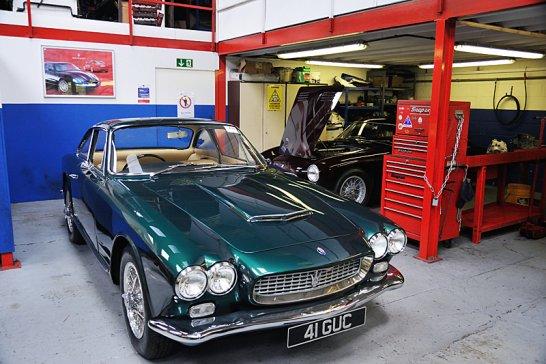 Bill McGrath Limited Maserati Open Day