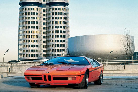 Classic Concepts: 1972 BMW Turbo