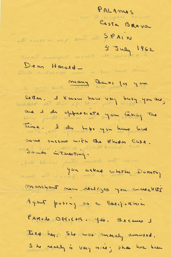 Truman Capote Murder Archives: A chilling glimpse behind a bestseller