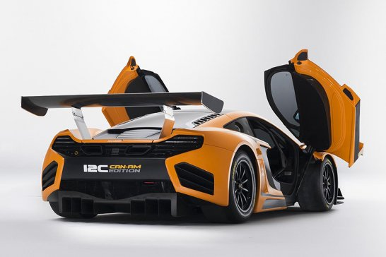 Stärkster McLaren 12C aller Zeiten wird in Pebble Beach enthüllt