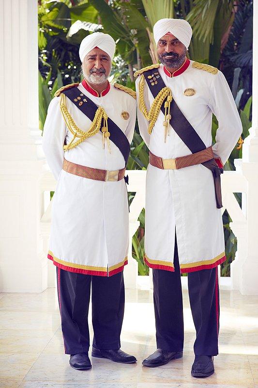 Still Slinging! Das Raffles in Singapur wird 125
