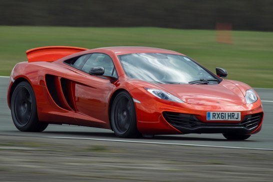 McLaren Automotive: Keeping it in the family