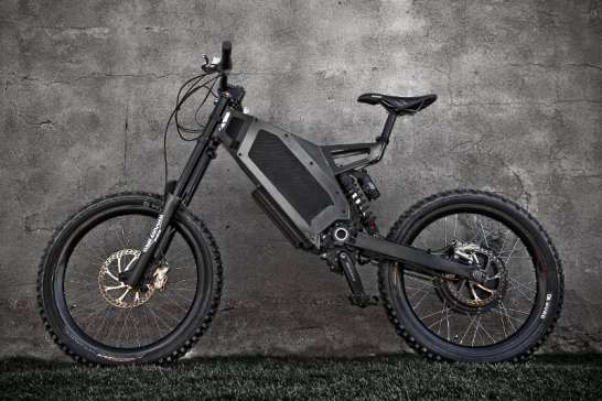 Eco-Friendly Macho Ride: The Stealth Bomber