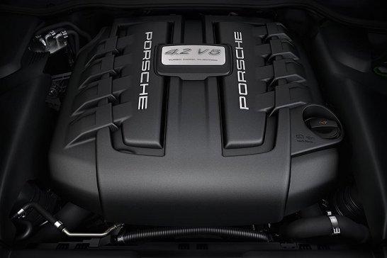 Porsche's Most Powerful Oil-Burner: Cayenne S Diesel