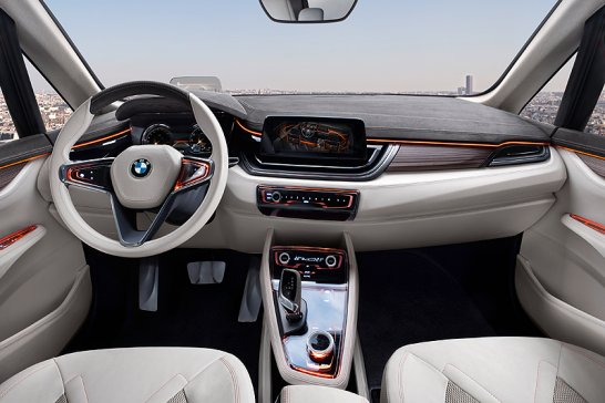 A Front-Wheel Drive BMW? Concept Active Tourer to debut in Paris