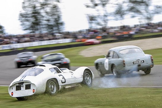 Glorious and Groovy: The 2012 Goodwood Revival