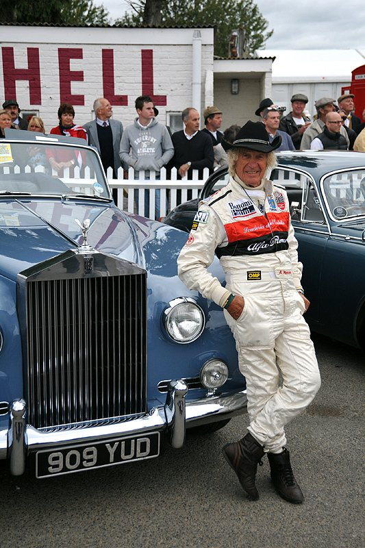 Goodwood Revival 2012: Glorious and Groovy