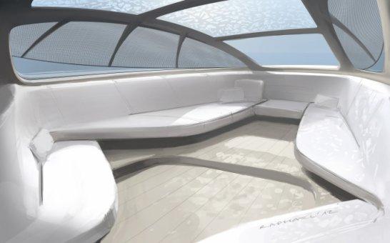 Schwaben ahoi: Die Mercedes-Benz Granturismo Yacht