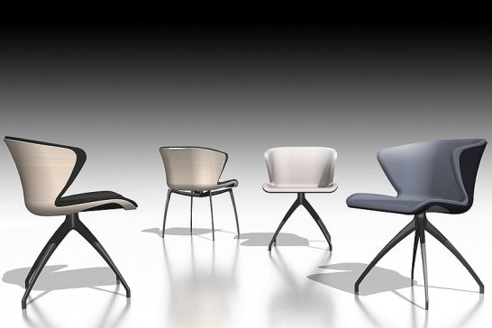No Need to Buckle Up: Mercedes-Benz furniture collection