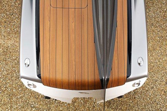 Jaguar Concept Speedboat: Meerkatze