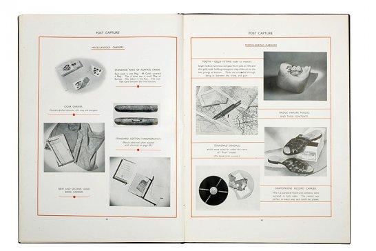 Psst…Top Secret: Instruction manual for MI9 agents uncovered