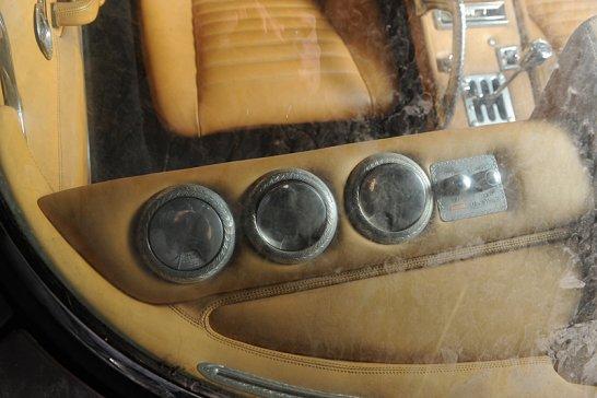 Griechisches Geschenk: Lamborghini Miura P400S von Aristoteles Onassis