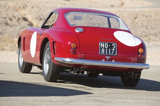 RM at Arizona, 2013: Perfect pair of 1960s sports cars heads the early entries