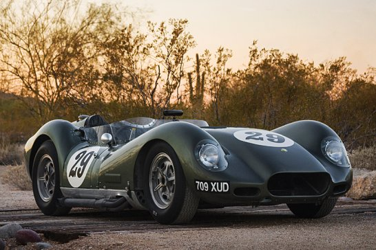 RM Auctions at Arizona, 18 January 2013: Preview