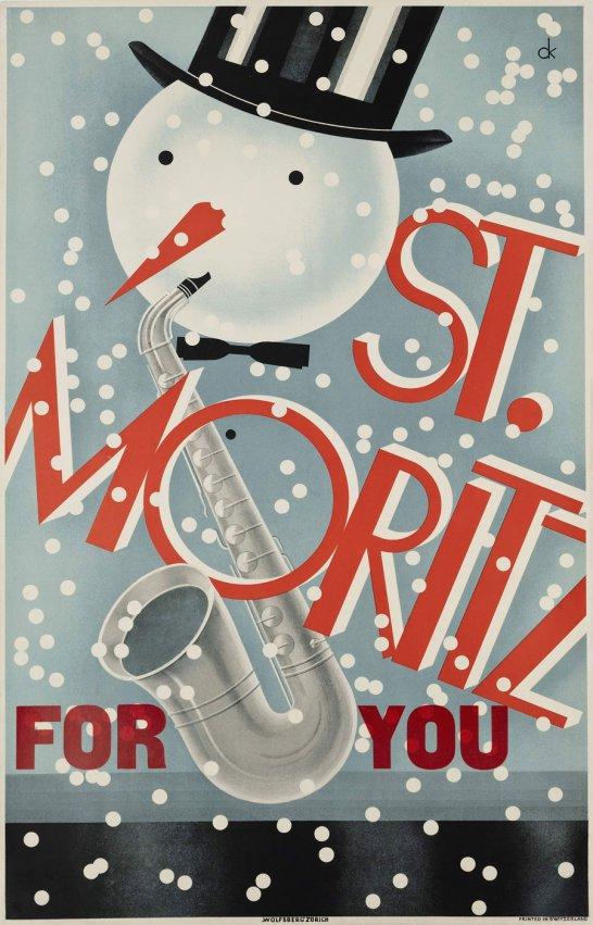 Retro-Glamour fürs Chalet: Christie's bittet zum Ski Sale