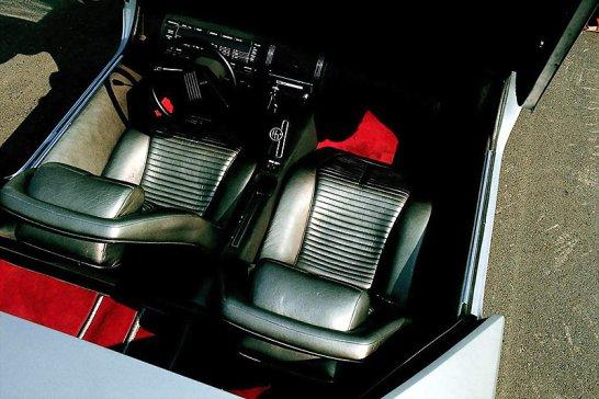 Classic Concepts: Alfa Romeo Alfasud Caimano by Italdesign