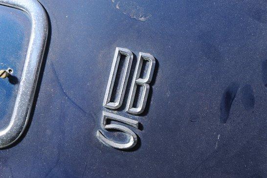 Aston-Scheunenfund verspricht das 100-fache seines Preises einzubringen
