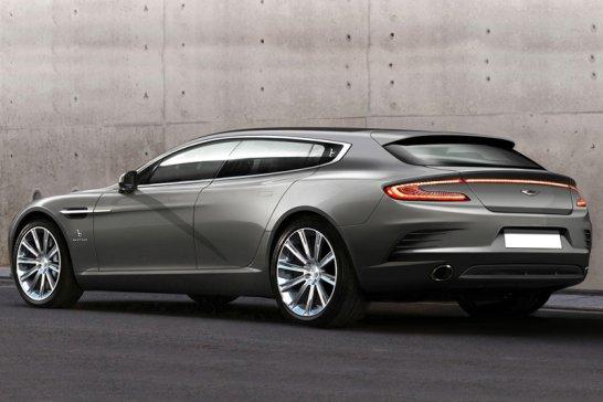 Rapide-based Aston Martin Jet 2+2 Shooting Brake to debut at Geneva