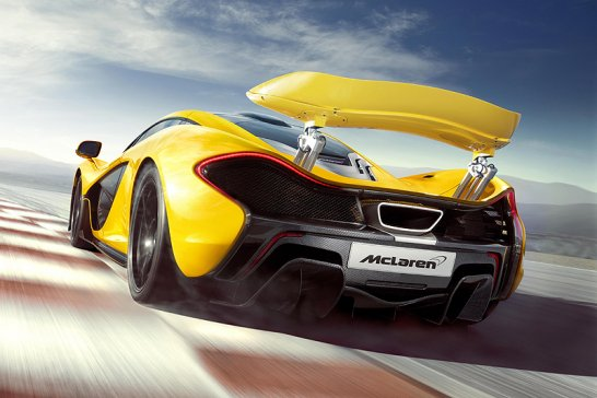 McLaren P1: What you need to know