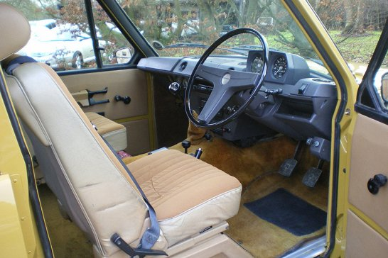 Simple, with Added Heaviness: Chapman's Range Rover Classic for sale