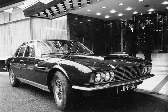 The First of the Few: 'Sir David's' V8 Lagonda prototype