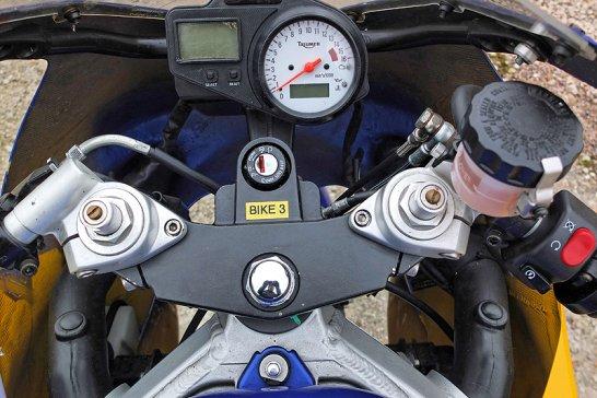 Triumph TT 600: Der Englische Patient
