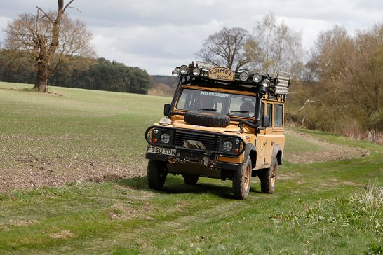 Testing the Toughest: 65 years of Land Rover