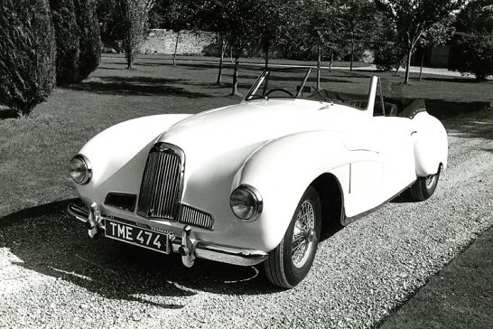 From Hanworth Park to Les Hunaudières: Aston Martin's 'Feltham years'