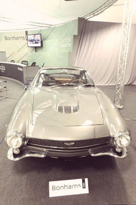 Aston Martin Bertone Jet: Der teuerste Auktions-Aston aller Zeiten