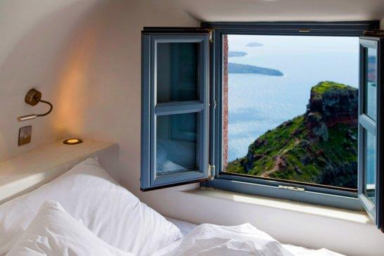 Kapari Natural Resort: Schlafen auf dem Feuerberg