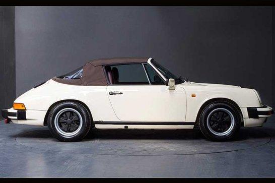 Porsche 911 'G-Modell': Wer zu spät kommt, den belohnt das Leben