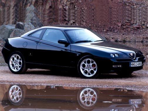 Alfa Romeo GTV: Limitierte Edizione Sportiva