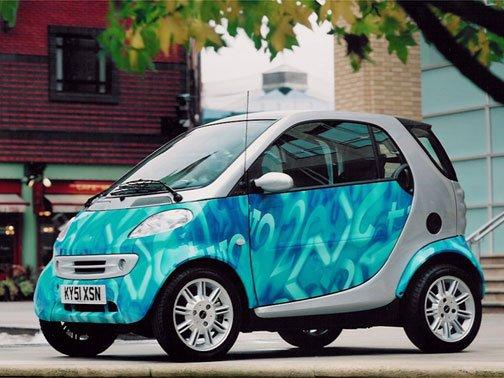 rhd smart car launched