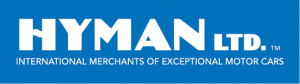 Hyman Ltd.-International Merchants of Exceptional Motor Cars