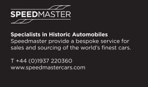 Speedmaster - Specialists in Historic Automobiles