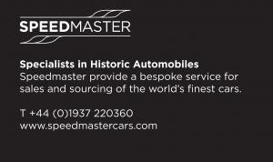 Speedmaster - Specialists in Historic Automobiles