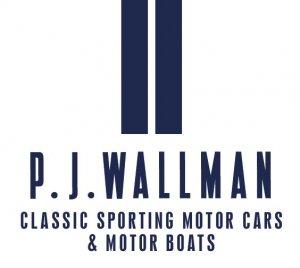 PJ Wallman Classic Sporting Motor Cars & Motor Boats