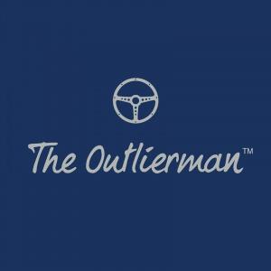 The Outlierman Logo