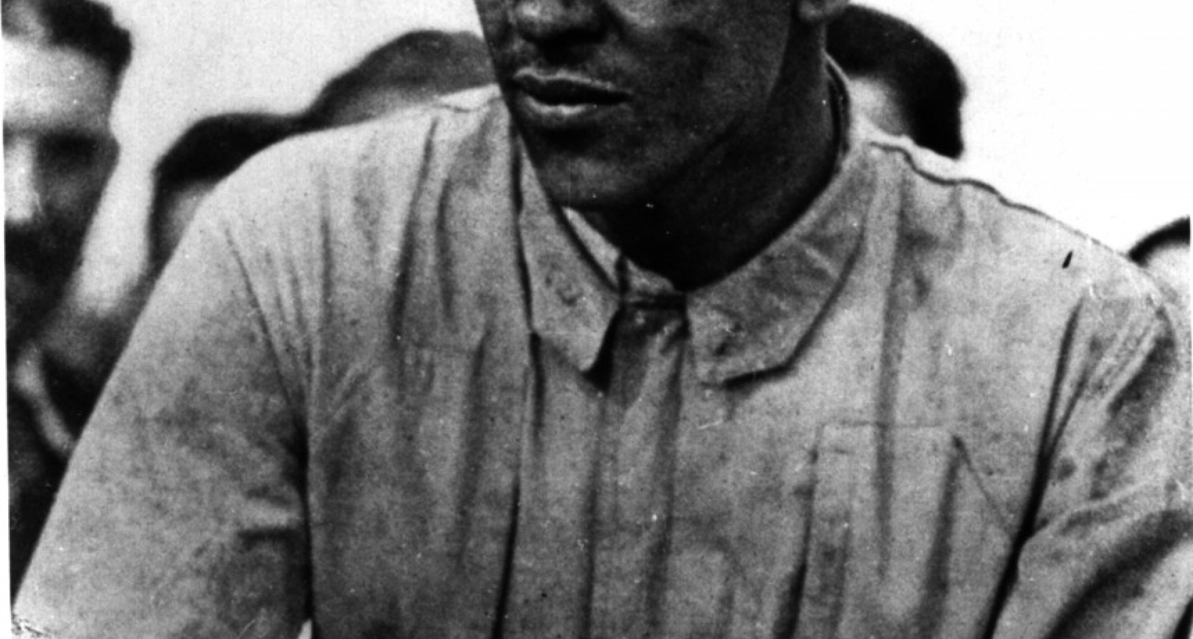 Jean-Pierre Wimille (1908 – 1949), two-time Le Mans winner for Bugatti.