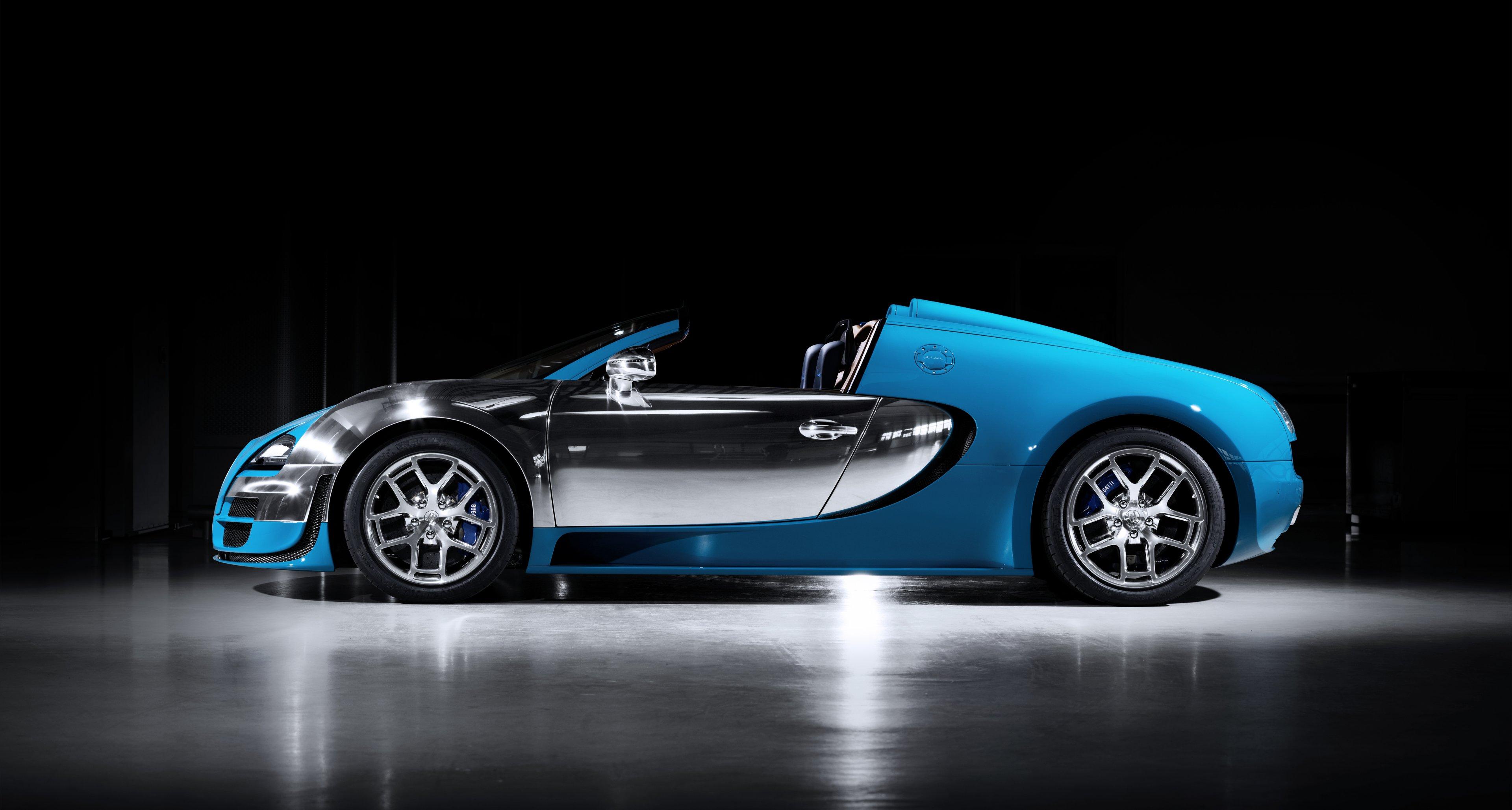 Bugatti Legend Series Number 3 dedicated to Meo Constantini.