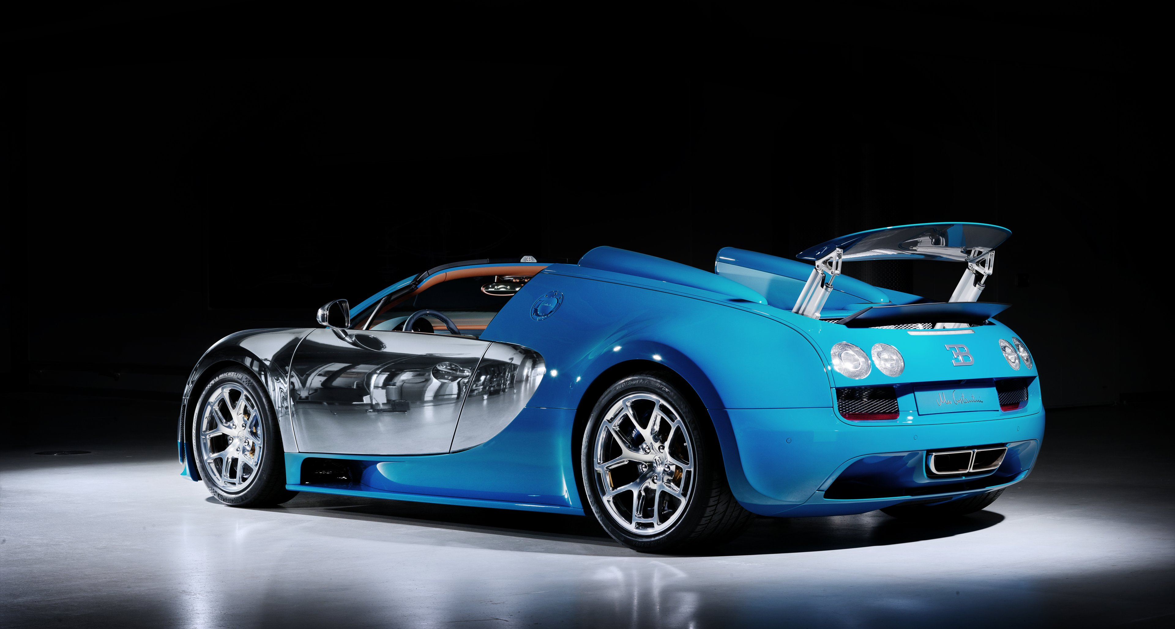 Bugatti Legend Series Number 3 dedicated to Meo Constantini.
