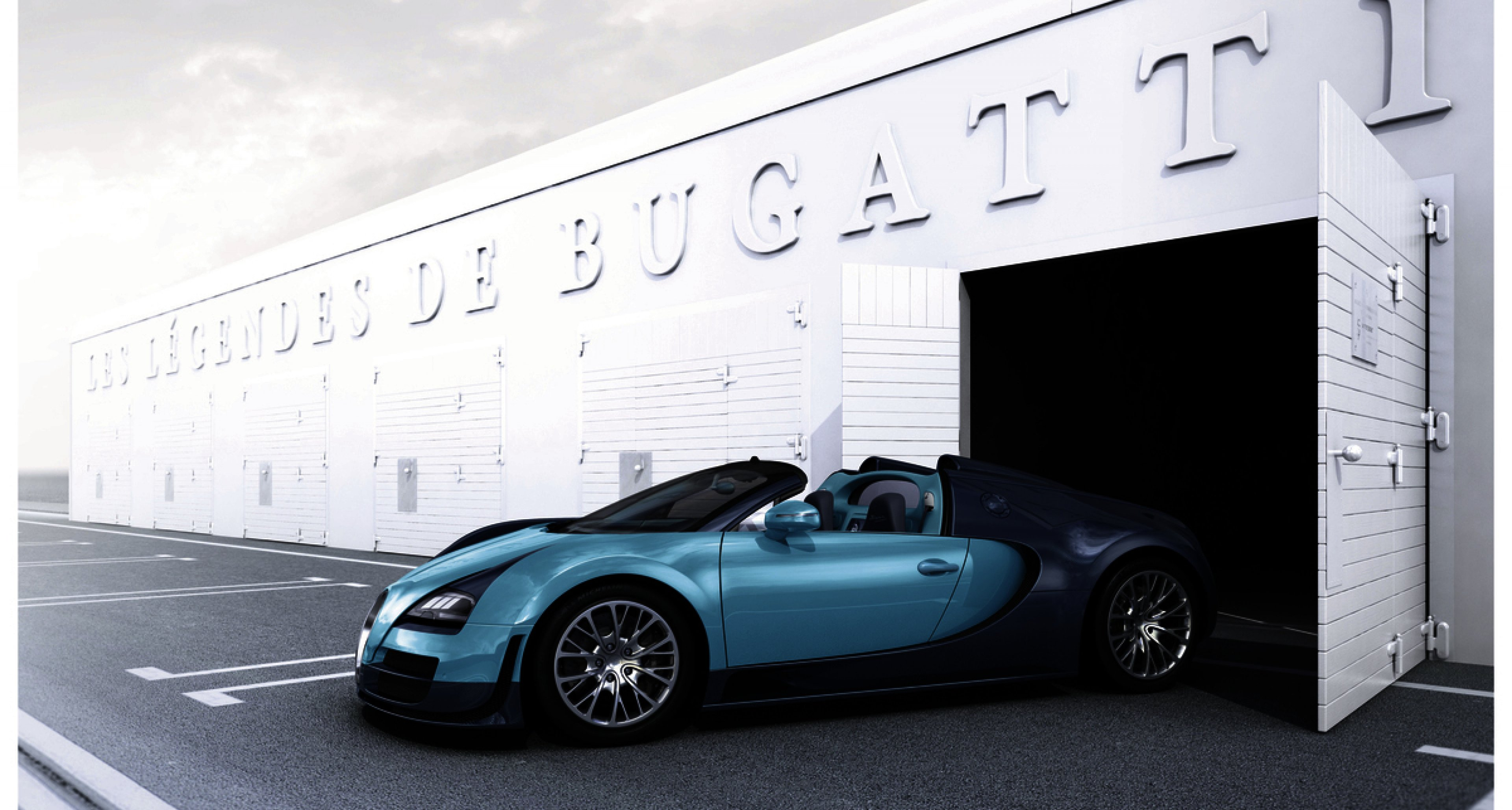 Bugatti Celebrates Its Heroes With Six Retro Veyrons Classic