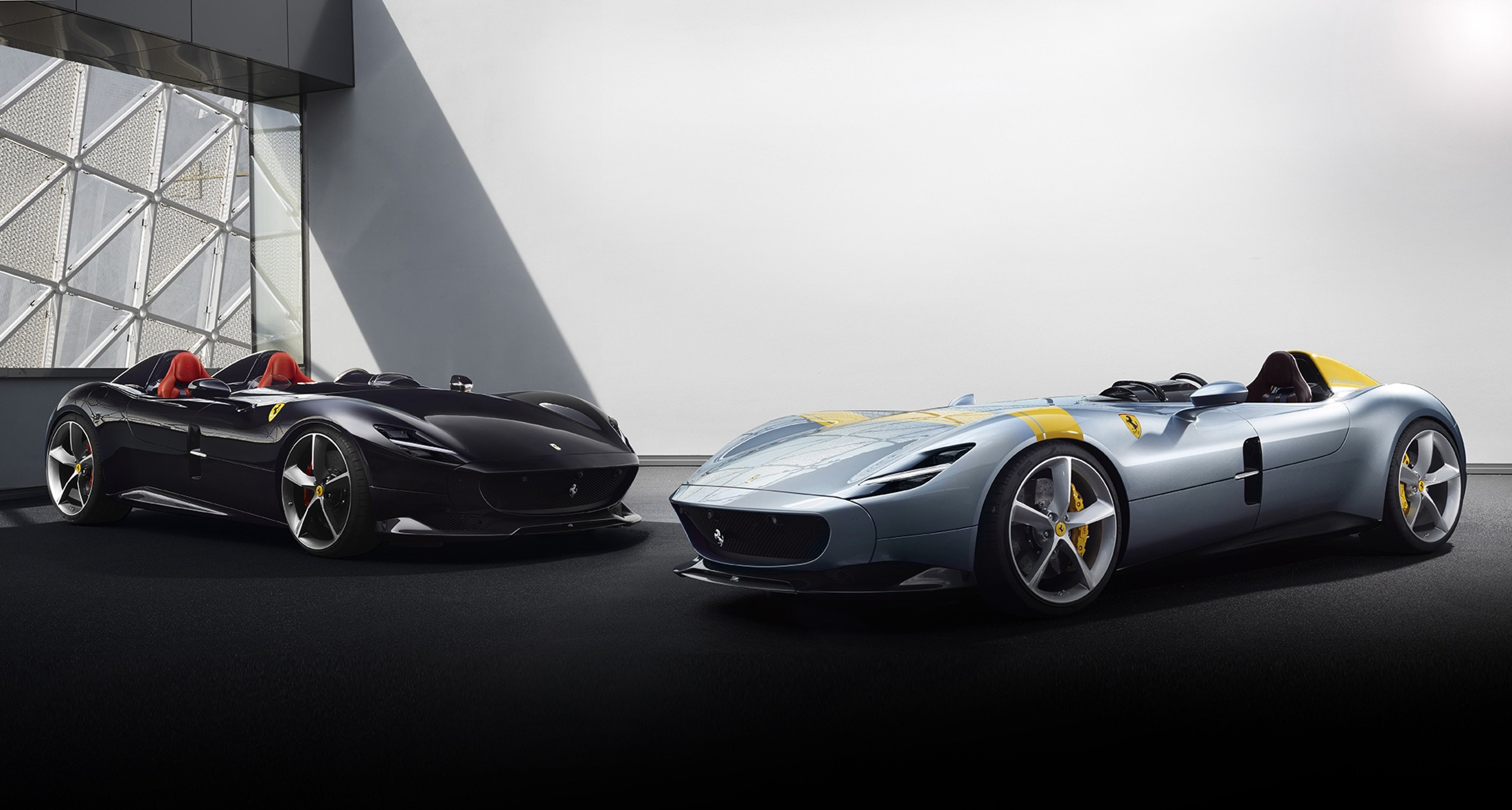 Ferrari Looks Back To The 1950s For Its New Limited Edition Monzas Classic Driver Magazine